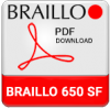 Braillo 650SF Brochure
