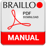Braillo Braille Printer Manual