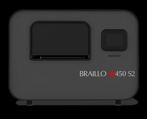 Braillo 450 S2 Braille embosser