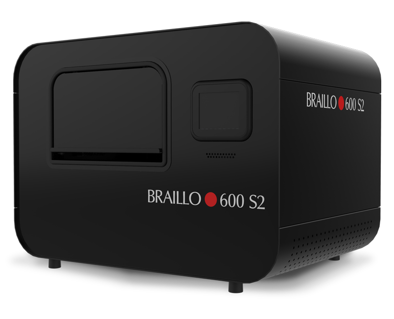 Braillo 600 S2 Braille Printer