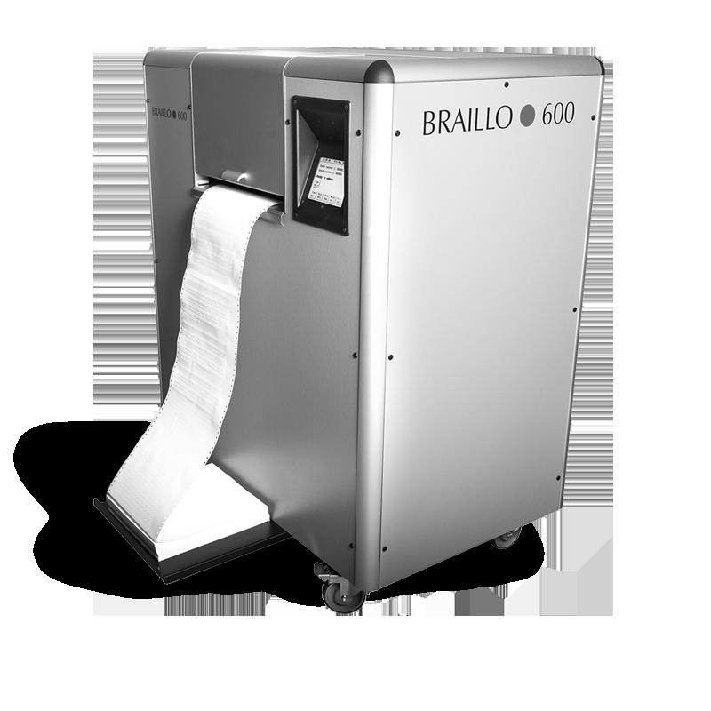 Braillo 600