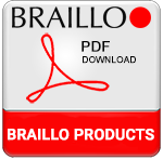 Braillo All Embosser Products Brochure