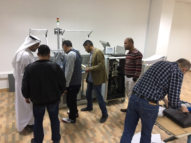 BAHRAIN-braillo-printer-setup