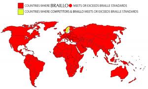 US Braille Formatting Standards