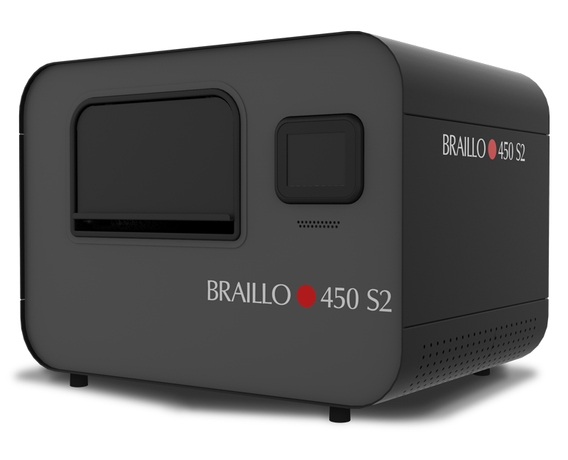 Braillo 450 S2 Braille Printer