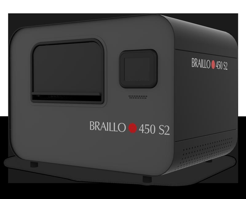 Braillo 450 S2 Braille Printer
