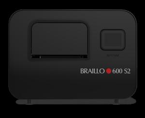 Braillo 600 S2 true production braille embosser