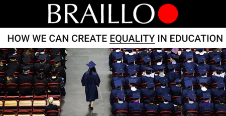 Equal Education for the Visually Impaired