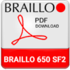 Braillo 650 SF2 brochure